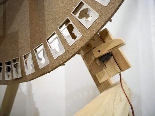 Torben Laib - Umrissprojektor